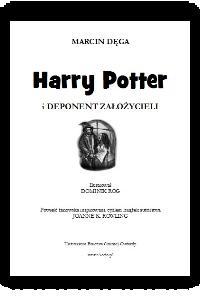 Harry Potter 9 - strona tytułowa!