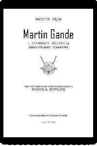 Martin Gande - strona tytułowa!